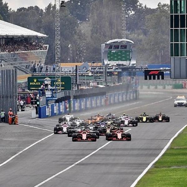 F1: Disetujui Pemerintah, Grand Prix F1 Monza Digelar Tahun Ini