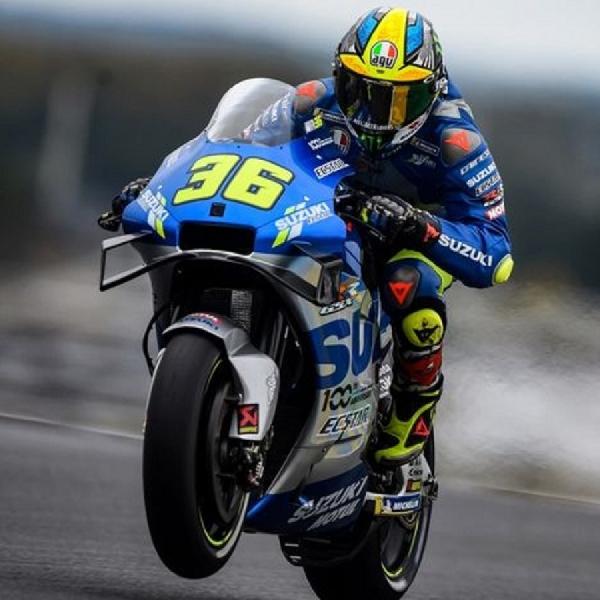 """MotoGP: Ditanya Soal Gelar Juara MotoGP, Joan Mir: """"Austria Adalah Titik Balik"""""""