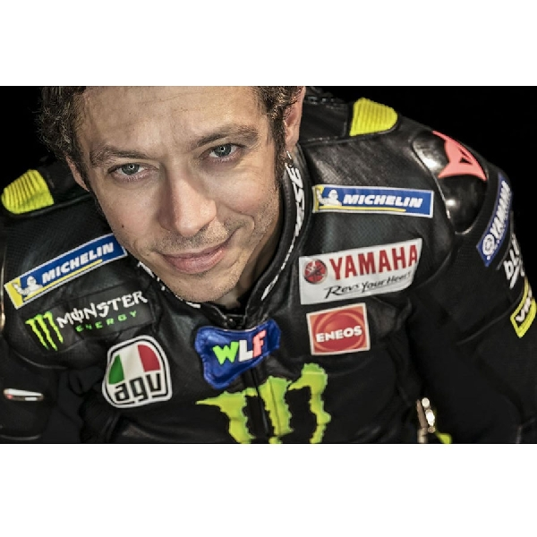 MotoGP: Ditanya Soal Kontrak Baru di Yamaha, Rossi Perlu yang Lebih Baik