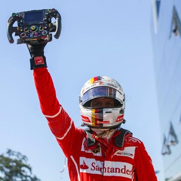 F1: Vettel - Ferrari Memiliki 'Platform Bagus' Untuk Tahun 2018