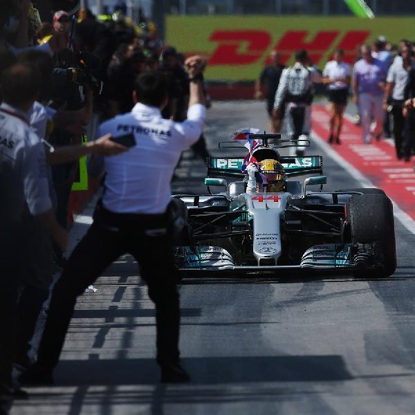 F1: Wolff - Hamilton Tidak Akan Seperti Rosberg