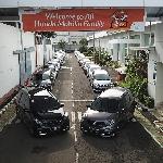 Honda Mobilio Battle of Efficiency Seri IV Catatkan Hasil Terbaik 22,8 km/l
