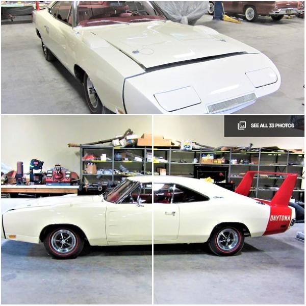 Restorasi Dodge Daytona 1969, Seni Forensik Mengejar Kesempurnaan
