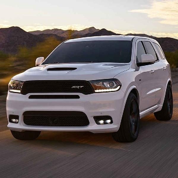 Ini Bocoran Dodge Durango 2019