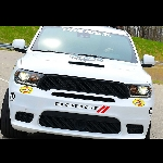Durango SRT Pursuit, SUV Swap Engine SRT HellCat 797 Hp