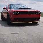 "Dodge ""Hennessey"" Challenger SRT Karya Tuning Demon Diklaim Miliki Tenaga 1.035 Hp"