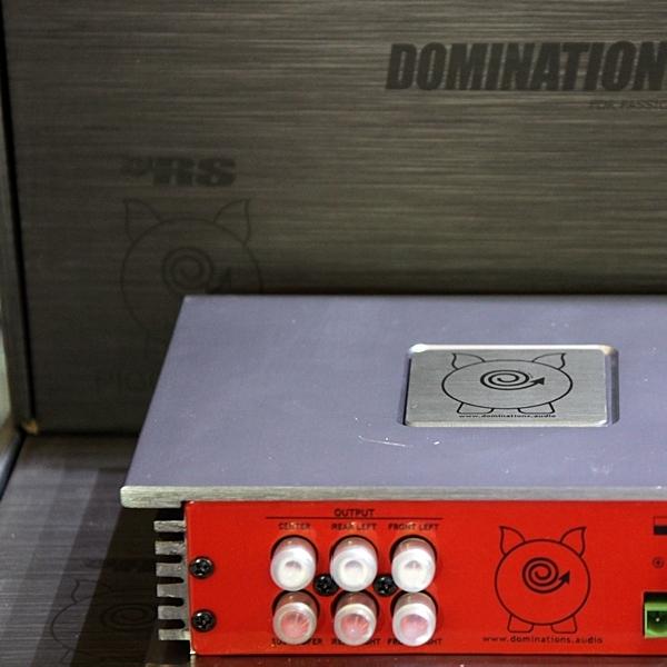 Dominations RS Piggy Back Power Processor Cerdas