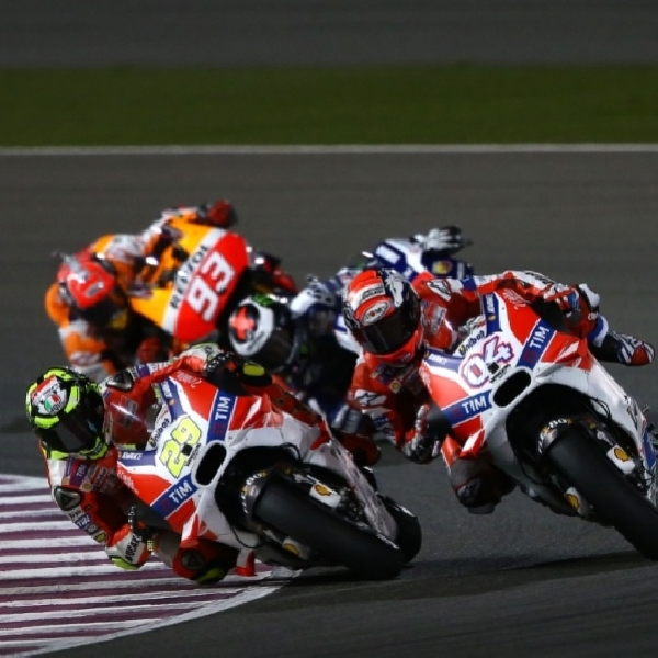 MotoGP: Dovi Punya Modal Bagus Hadapi GP Argentina