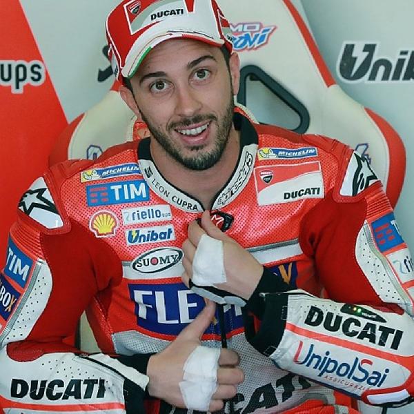 Dovizioso Tolak Perpanjangan Kontrak dari Ducati