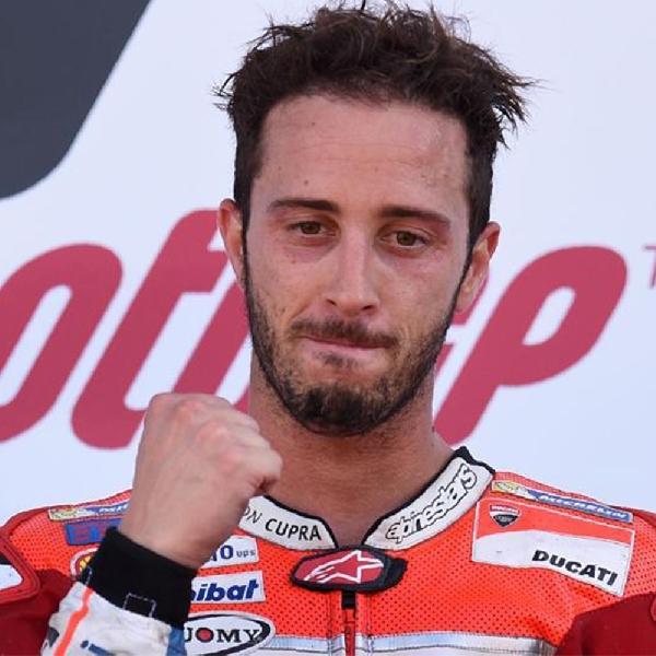Andrea Dovizioso Lebih Mengkhawatirkan Jaraknya dengan Duo Yamaha Ketimbang Marquez
