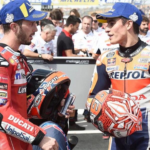 MotoGP: Barcelona Mengakhiri Peluang Gelar Juara Dovizioso