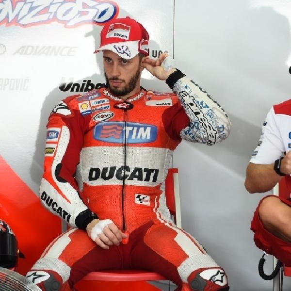 MotoGP: Dovizioso Terkesan dengan GP16