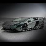 Upgrade Bodykit Lamborghini Aventador SVJ dengan Mansory Cabrera, Termasuk Paket Performance 810 HP