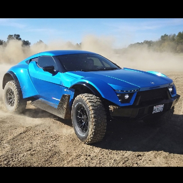 Lafitte G-Tex X-Road, Supercar Offroader 720 HP