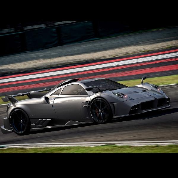 Pagani Imola dengan 4 Active Winglets, Cara Pagani Menembus Balap Hypercar di Le Mans