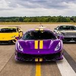 McLaren 720S, Lamborghini Huracan, Ferrari 812 dan Ferrari 488 Pista, Siapa Tercepat?