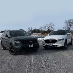 Drage Race Kia Sorento Turbo 2021 Vs Mazda CX-5 Turbo, Hasilnya Mengejutkan!