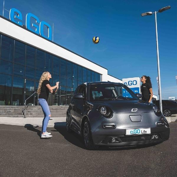 e.GO Mobile Siapkan Dua Kendaraan di GIMS