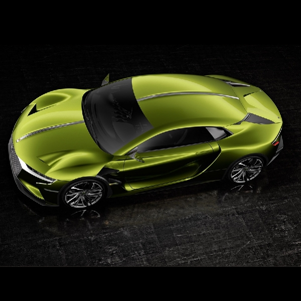 DS akan Ciptakan Hybrid Supercar
