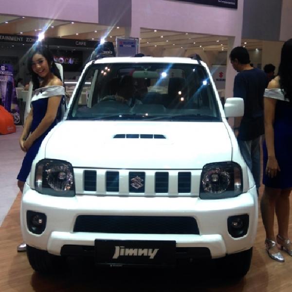 Suzuki Jimny Dijual dengan Harga Rp 285 Juta