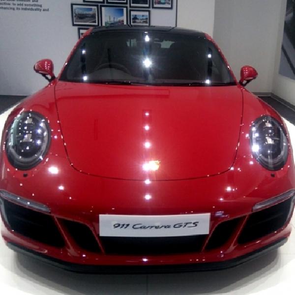 Porsche 911 Carrera GTS Sudah Mulai Dijual di Jakarta