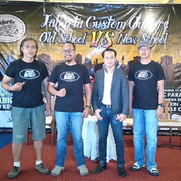 Jakarta Custom Culture Jilid 2 Siap Digelar 21-22 Oktober 2017