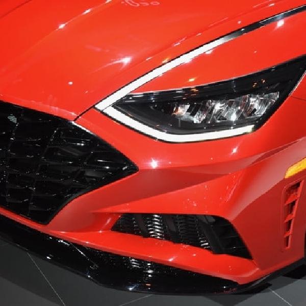 Hyundai Sonata 2020 Tampil  Gahar Dengan Desain Baru dan Mesin Turbo 1,6 Liter