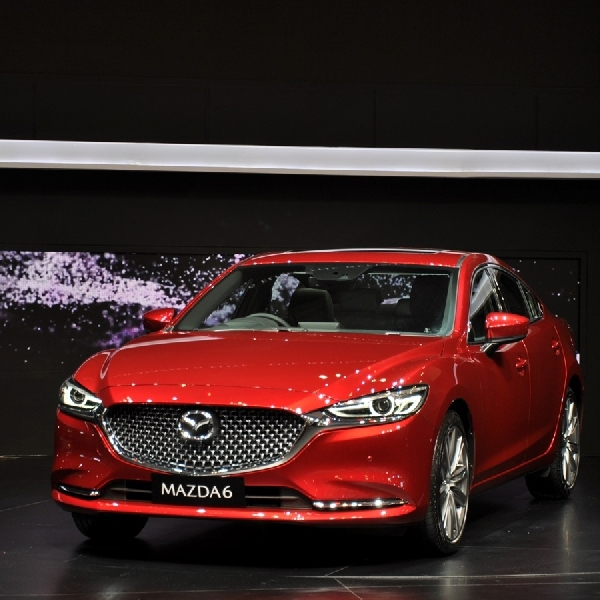 Mazda Lampaui Target Selama GIIAS 2018