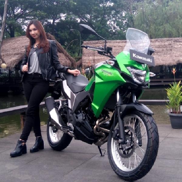 Mesin Kawasaki Versys-X 250 Lebih Meningkat dari Ninja 250
