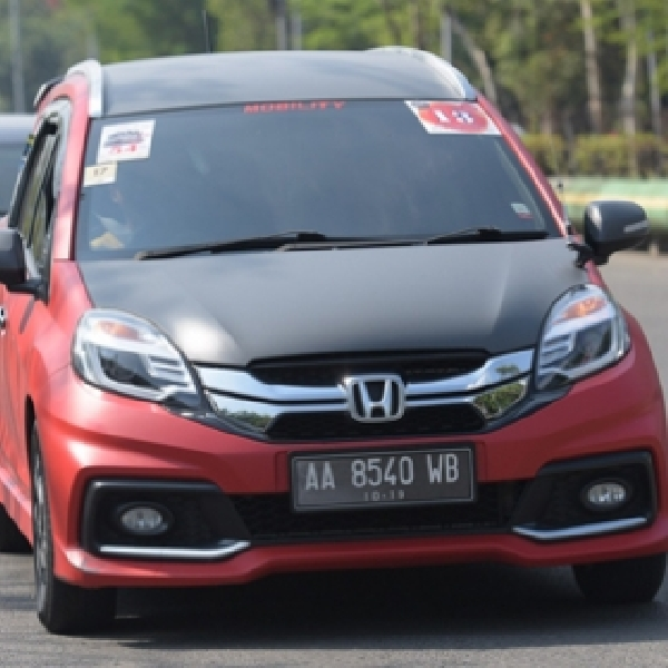 Konsumsi Bahan Bakar Honda Mobilio Tembus 27,6 Km/liter