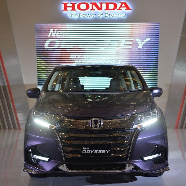 Honda Luncurkan New Odyssey