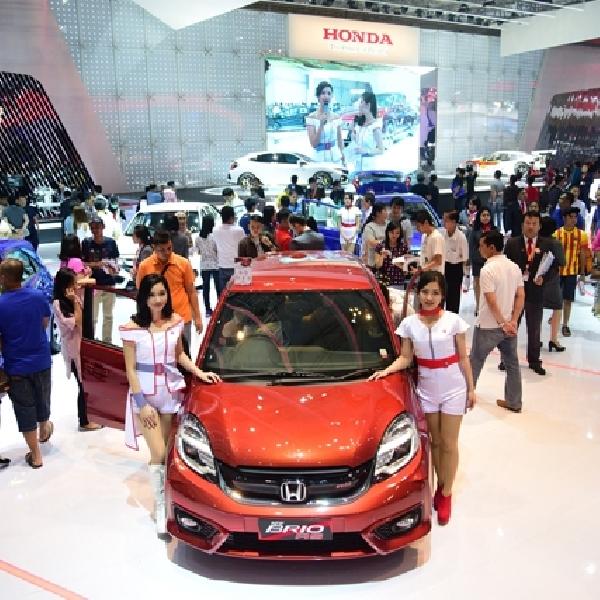 Honda Special Edition di GIIAS 2016