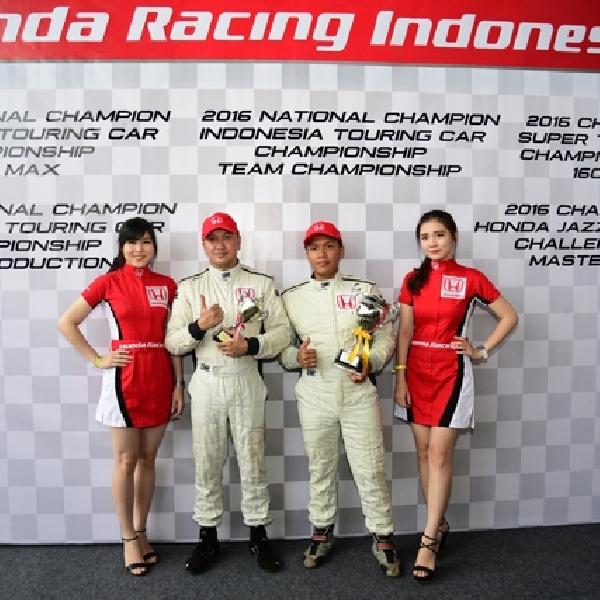 Tim Honda Racing Indonesia Raih Lima Gelar di ISSOM Seri Terakhir