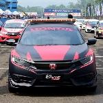 Honda Civic Hatchback Turbo Didapuk Menjadi Official Car di ISSOM 2017