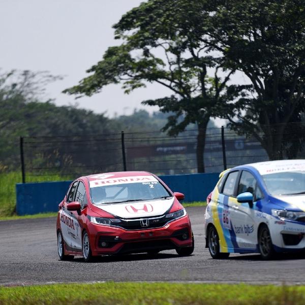 Pendatang Baru Raih Podium di Honda Jazz Speed Challenge