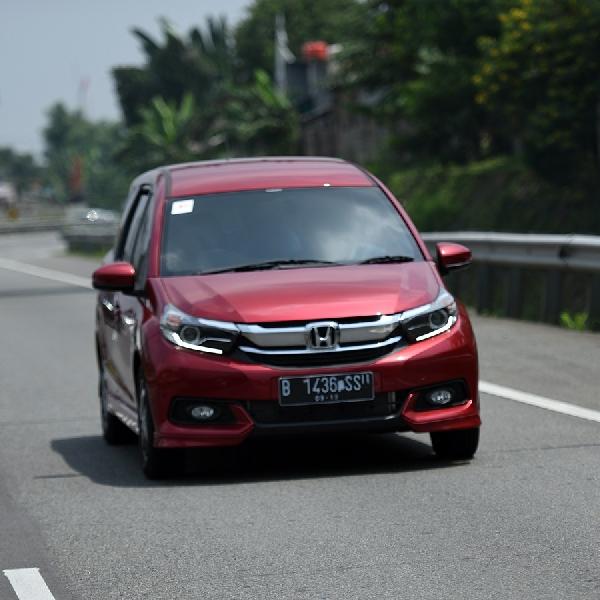 New Honda Mobilio Tetap Seirit Yang Dulu