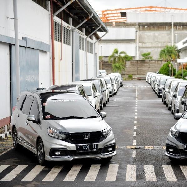 Konsumsi Honda Mobilio Tembus  24,4 km/liter