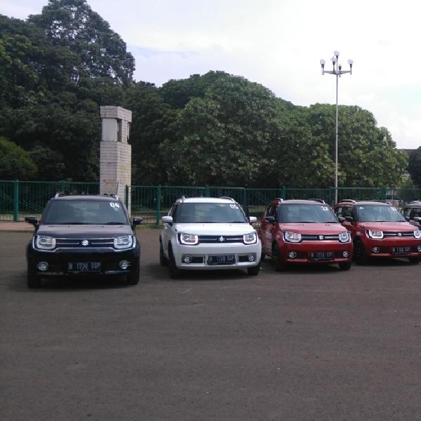 Test Drive Suzuki Ignis: Beragam Gaya dan Juga Lincah di Jakarta