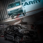 All New Ertiga dan New Carry Pick Up Diminati  Pengunjung Jakarta Fair Kemayoran 2019