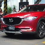 Mazda CX-5 Terbaru Rilis, Ini Spesifikasinya