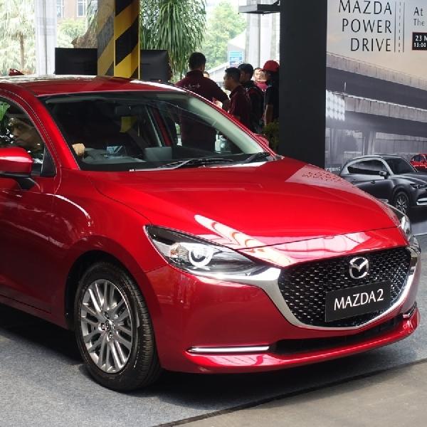 New Mazda2 Meluncur, Apa Saja Yang Baru?
