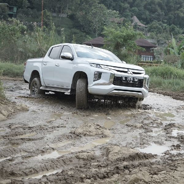 Mitsubishi Triton, The Modern 4X4 Double Cabin