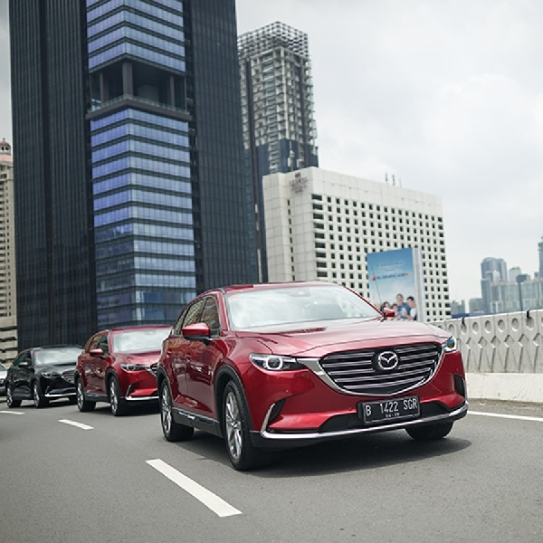Cobain Mazda di Mazda Weekend Test Drive 2019
