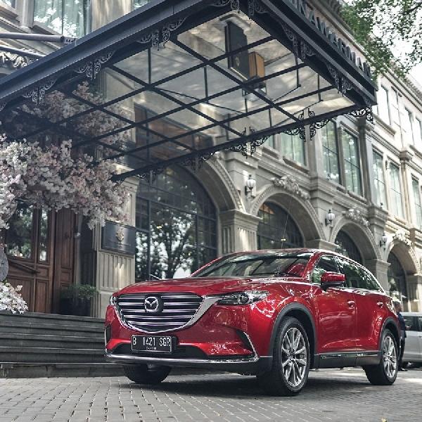 Impresi Pertama Menguji All-New Mazda CX-9