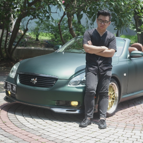 Toyota Soarer, The Elegant Modification of Convertible Car