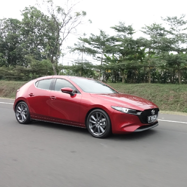 Begini Rancangan Baru The 7G All New Mazda3