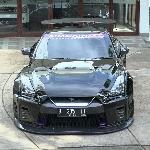 Nissan GT-R R35 Aimgain, Tenang Tapi Garang