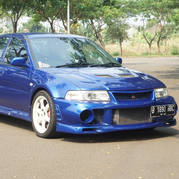 Mitsubishi Lancer Evo VI, The Street Warrior