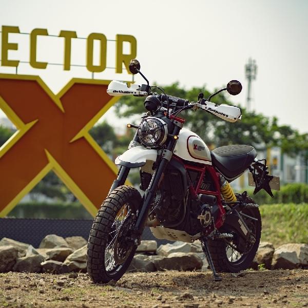 Ducati Scrambler Desert Sled, Penyempurna Klan Scrambler