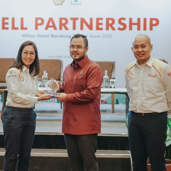 Setelah Banten, Shell Jalin Kerja Sama Dengan Kadin Jawa Barat